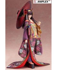 ANIPLEX+ : Saekano: How to Raise a Boring Girlfriend: Utaha Kasumigaoka Kimono Version (1/8 PVC)