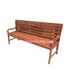 ม้านั่งไม้ ยาว 200*92*57 cm