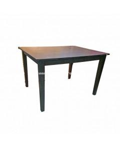 โต๊ะอาหาร หน้า MDF 117*92*77 ซม.