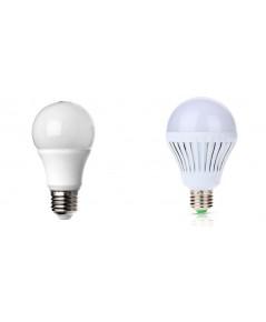 หลอดไฟ LED ขั้ว E27 3-18W ราคาเริ่มต้น 45 บาท