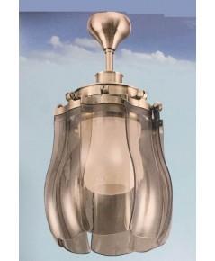 โคมไฟพัดลม สวย หรู มีรีโมท