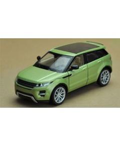 RANGE ROVER EVOQUE MODEL- สีเขียว