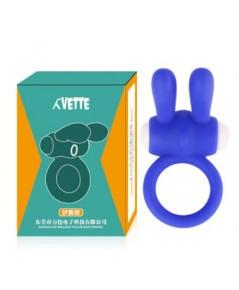 Vette ห่วงสั่นแบบหูกระต่าย - สีชมพู , สีฟ้า