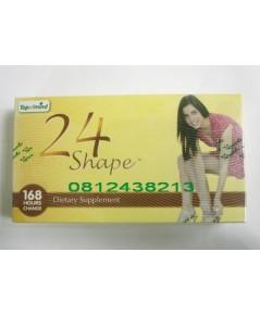24 Shape โฉมใหม่พร้อมสติ๊กเกอร์บริษัทกันสินค้าปลอม คลิ๊ก! วิธีเช็คของแท้/ปลอมล่าสุด