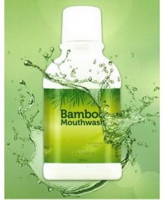Bamboo Mouthwash สะอาดล้ำลึก... อย่างแตกต่าง