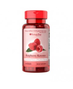 Puritan's Pride Raspberry Ketones ขนาด 100 mg 120 Capsules จากอเมริกา