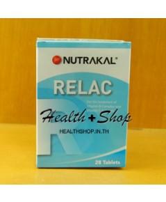 Nutrakal Relac 28tab