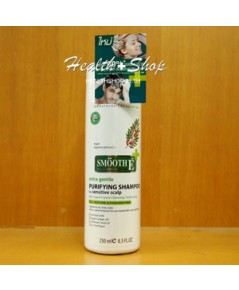 Smooth E Extra Gentle Purifying Shampoo for Sensitive Scalp 250ml