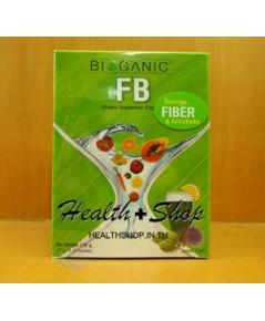 Bioganic FB Fiber 11gx10 sachets