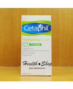 Cetaphil Moisturizing Lotion Face and Body 200ml