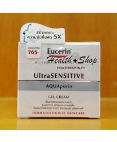 Eucerin UltraSensitive Aquaporin Gel Cream 50ml