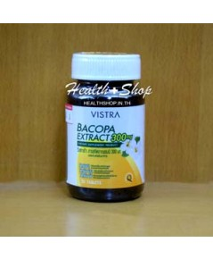 Vistra Bacopa Extract 300mg 30 tablets