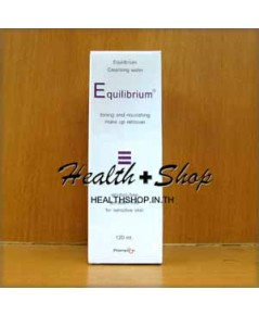 Equilibrium Toning and Nourishing Make up Remover 120ml