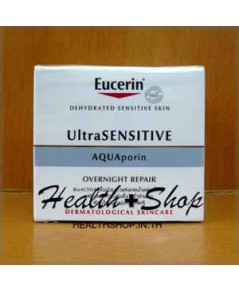 Eucerin UltraSensitive AQUAporin Overnight Repair 50 ml