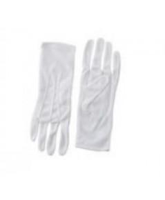 พร้อมส่ง ถุงมือไนล่อน ถุงมือสั้นสีขาว ขนาดอายุ 7-9ขวบ(สั่งซื้อรหัสนี้อย่างเดียวต้องซื้อขั้นต่ำ4คู่ค่