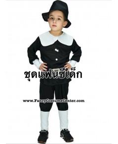 (ข อ ง ห ม ด ค่ะ) ชุดเบลเยียม Belgium ขนาดอายุ 10-12 ปี