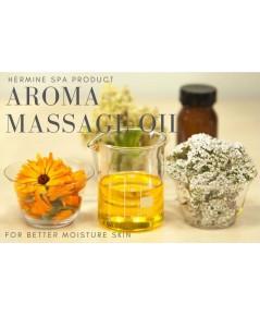 เฮอร์มีนน้ำมันนวดอโรม่ากลิ่นรีแล๊กซ์ซิ่ง /Hermine Aroma Massage Oil - Relaxing 1 ลิตร