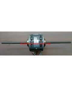 มอเตอร์พัดลม คอยล์เย็น (แฟนคอยล์) 2 แกน ขนาด 1/10HP รุ่น S2-1/10-B