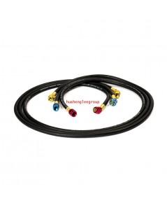 สายชาร์จน้ำยา 60 นิ้ว 3 เส้น (R32,R410a) \'TASCO BLACK รุ่น TB140SM-HOSE