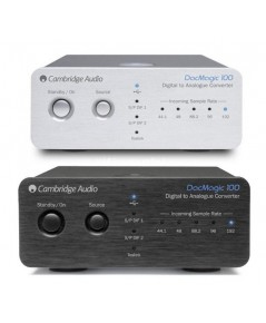 Cambridge Dacmagic100(Black Silver)