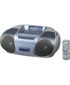 Portable Audio  CD Radio Cassette Player   RX-D26