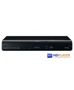 Blu-ray Sharp BD-HP21A