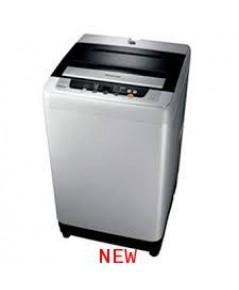 เครื่องซักผ้าถังเดี่ยวอัตโนมัติ Panasonic - รุ่น NA-F80B3 ขนาด 8kg. สีเทา
