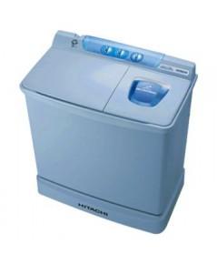 เครื่องซักผ้าสองถัง Hitachi รุ่น PS-100 LJ สีเทา 1,450 รอบ/นาที