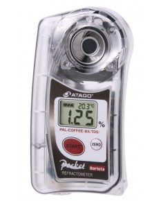 Digital Pocket Refractometer PAL-COFFEE(BX/TDS)