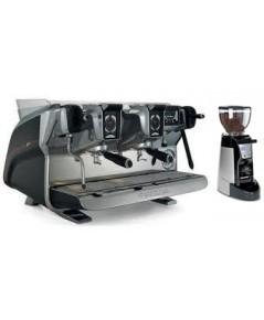 ชุดเครื่องชงกาแฟ FAEMA E71 A2 + เครื่องบดกาแฟ FAEMA Enea Ondemand