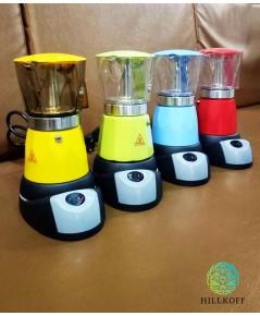เครื่องชงกาแฟ Espresso Coffee Maker 6 cup คละสี