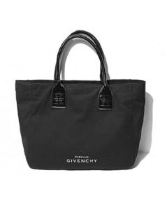 Givenchy Black Shoulder Bag กระเป๋าสะพายใบใหญ่สีดำ