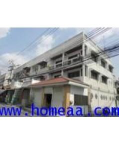 อาคารพาณิชย์ 3 ชั้น  เนื้อที่ 25 ตร.วา ถ.บางกรวย-ไทรน้อย ซ.ชุมชนสมชายพัฒนา นนทบุรี