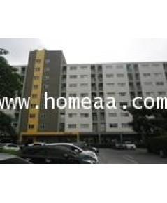 คอนโดมิเนียม ลุมพินีคอนโดทาวน์ รามอินทรา-ลาดปลาเค้า2 ชั้น6 อาคารA เนื้อที่ 26.11 ตร.ม. พร้อมอยู่