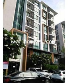 คอนโดมิเนียม Zelle รัตนาธิเบศร์36 อาคาร3 ชั้น2 เนื้อที่ 52 ตร.ม. นนทบุรี พร้อมอยู่ (C1003)