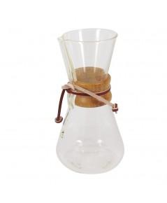 โถแก้วรองน้ำกาแฟดริป ขนาด 3 แก้ว 1610-472