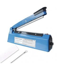 เครื่องซีลไฟฟ้าแบบกด ยาว 200 mm.สำหรับถุงพลาสติก PPและ PE 1608-115