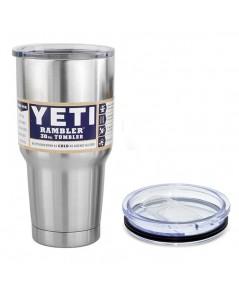 แก้วเยติ (yeti) 30 ออนซ์ เก็บความร้อน-เย็น ได้นานถึงจิบสุดท้าย 1610-520