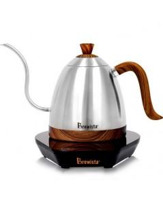 กาต้มน้ำกาแฟดริป 600 ml. สีสแตนเลส  1614-159-C02