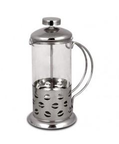 กาชงชา และ กาแฟ แบบกด หรือ เฟรนช์เพรส ลายเมล็ดกาแฟ French press 350 ml. 1610-198-1