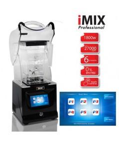 เครื่องปั่นไอมิกซ์ I-MIX ทัชกรีน 1800W. มีฝาครอบเสียง 1602-125