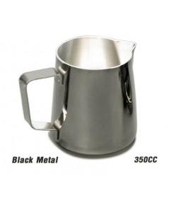 เหยือกตีฟองนม 350CC สีดำเมทัล 1610-059-C01