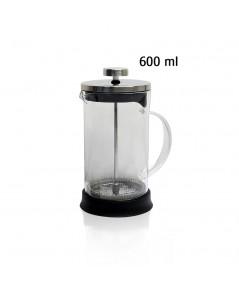 กาชงชา และ กาแฟ แบบกด หรือ เฟรนช์เพรส  600 CC. 1610-498