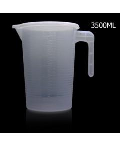 ถ้วยตวงพลาสติก 3500 CC มีฝาปิด 1610-620
