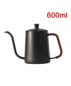 กาดริปกาแฟ กาคอห่าน เทฟล่อน 600ml. ด้ามเชือก 1610-652