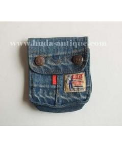 กระเป๋าสตางค์ ผ้ายีนส์ ลีวายส์ LEVI\'S