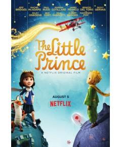 The Little Prince (2015) [พากย์ไทย/อังกฤษ-บรรยายอังกฤษ] 1 Disc