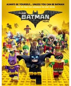 The Lego Batman Movie (2017) [พากย์ไทย/อังกฤษ-บรรยายไทย/อังกฤษ] 1 Disc