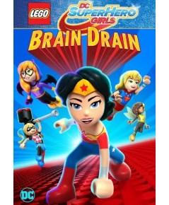 Lego-Dc Super Hero Girls - Brain Drain (2017) [พากย์ไทย/อังกฤษ-บรรยายไทย/อังกฤษ] 1 Disc