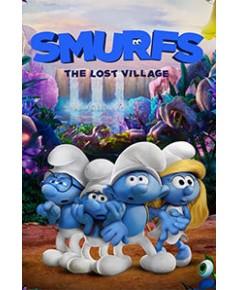 SMURFS - THE LOST VILLAGE (2017) [พากย์ไทย/อังกฤษ-บรรยายไทย/อังกฤษ] 1 Disc